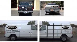 Heavy Lux Truck Graphics