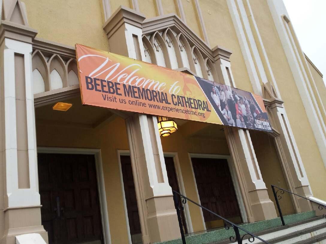 Beebe Memorial Front