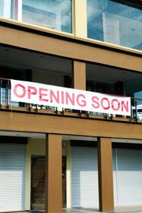 Opening Soon Banners for Restaurants in Hayward CA